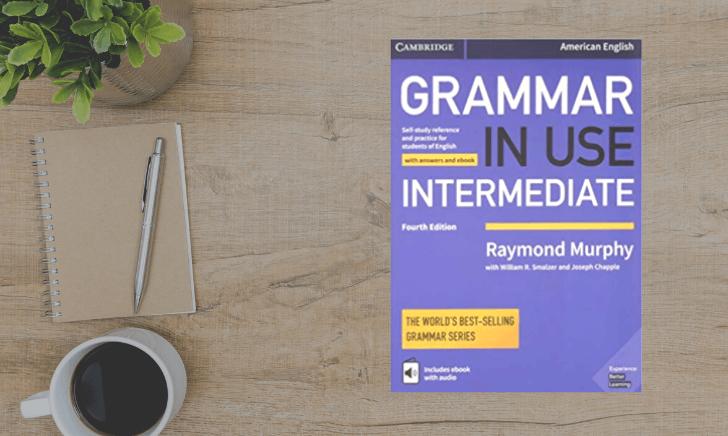 Grammar in Use Intermediateの使い方